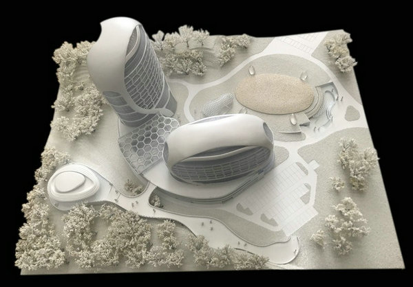 北京方案模型