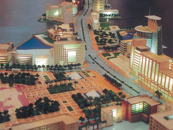 河南桂林中山路城市设计