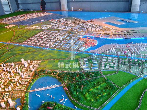 江苏滨海县滨海港三港规划