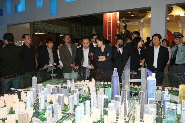 武汉王家墩中央商务区