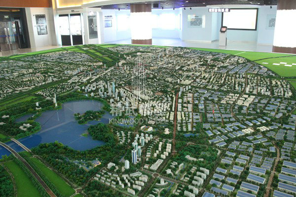 河南江苏省丹阳市总体规划模型