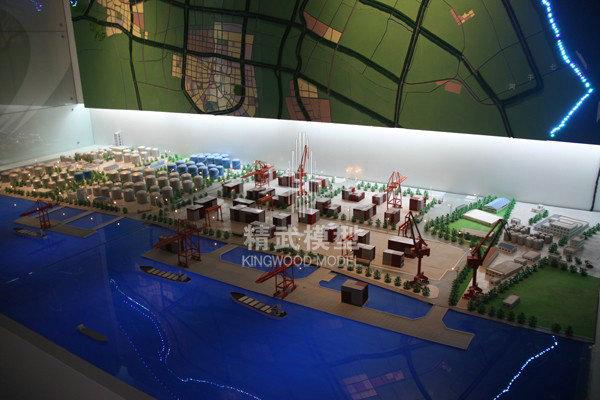 河南江苏省张家港市总体规划模型