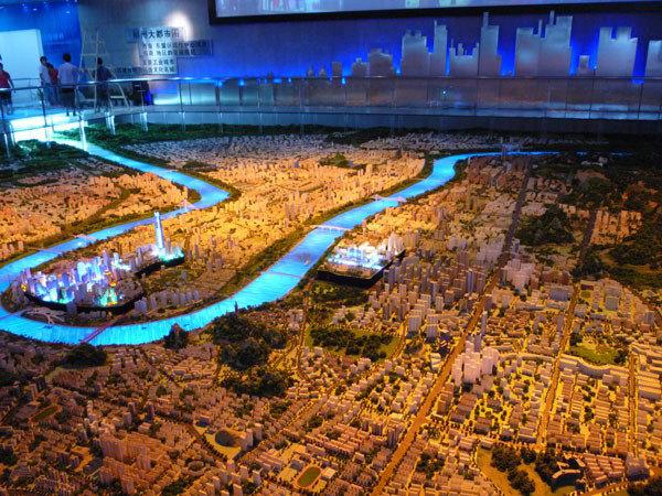 柳州市城市总体